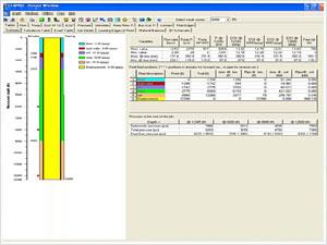 固井模拟分析软件
