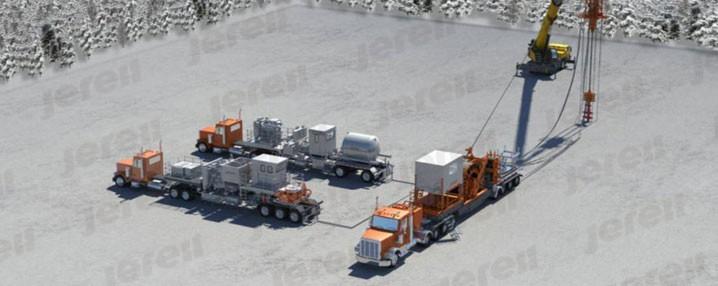连续油管定向钻井服务