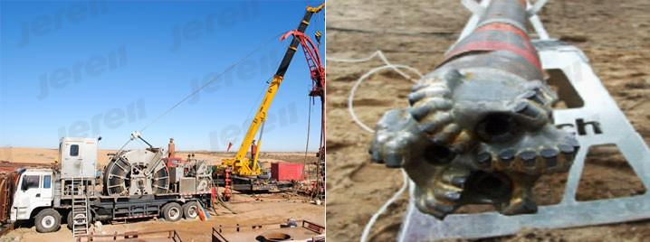 连续油管定向钻井服务能力