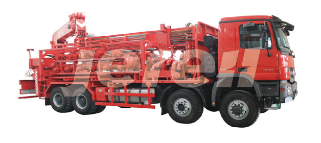 Truck Mounted Manifold Unit