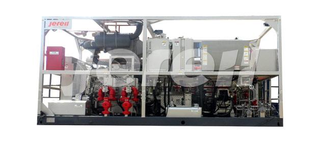 Жидно-азотный агрегат с регенерацией тепла модель 90К