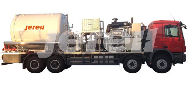 热回收式液氮车