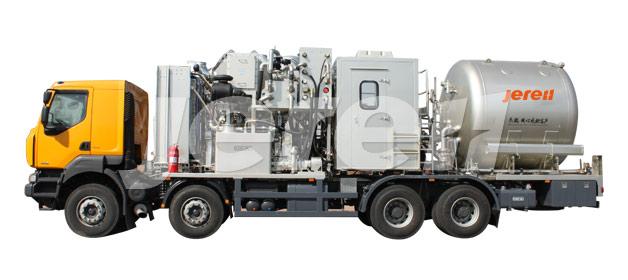 360K Equipo de Nitrógeno de Recuperación de Calor