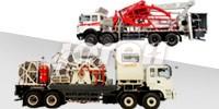 Unidad de Tubería Continua Sobre Camiones