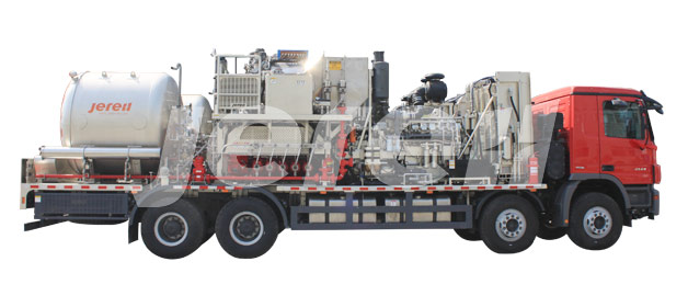 Model 1000K Direct-Fired Nitrogen Pumper