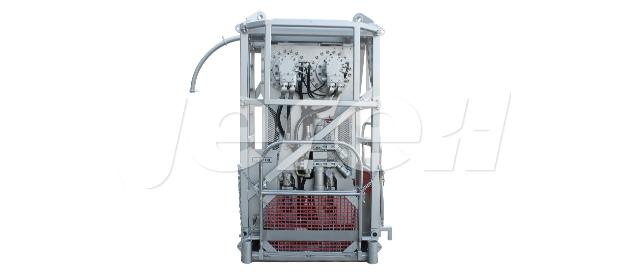 ZRT Serie de Inyector para Tubería Flexible