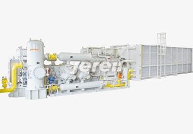 ysjz83-1470往复式压缩机组