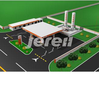 Estación de LNG