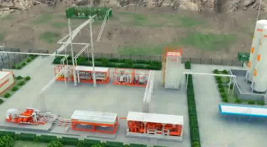 Jereh LNG Plant