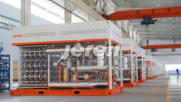 LNG Equipment Manufacturing Facilities