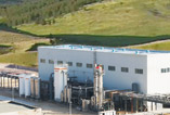 Stationary LNG Plant