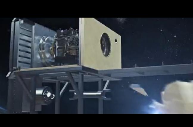 """杰瑞""""阿波罗""""涡轮压裂车产品发布视频"""