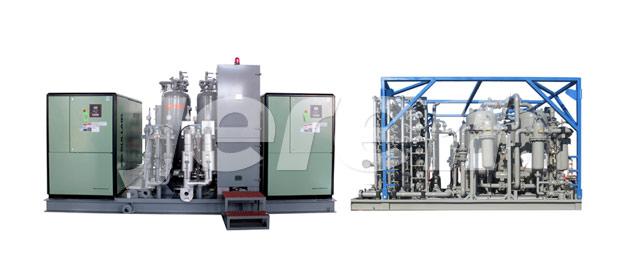 Unidad de Membrana Generador de Nitrógeno