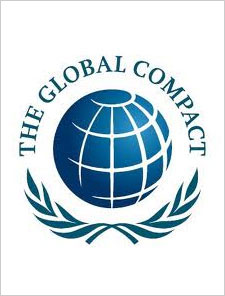 Participate the UN Global Compact