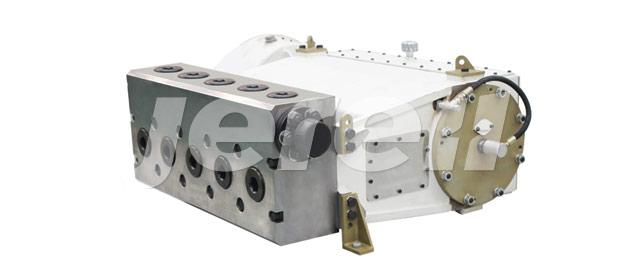 1000QS Quintuplex Plunger Pump