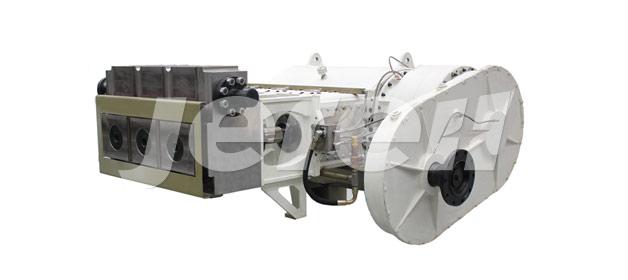 4000 Triplex Plunger Pump