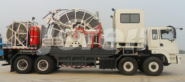 LGC 450 连续油管作业车