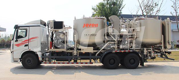 Truck Mounted Batch Mixer