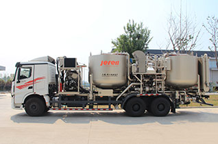 Truck Mounted Batch Mixer