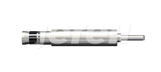 产品特点 1,工具与连续油管等外径,可通过注入头.
