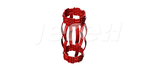 Double Bow-Spring Casing Centralizer