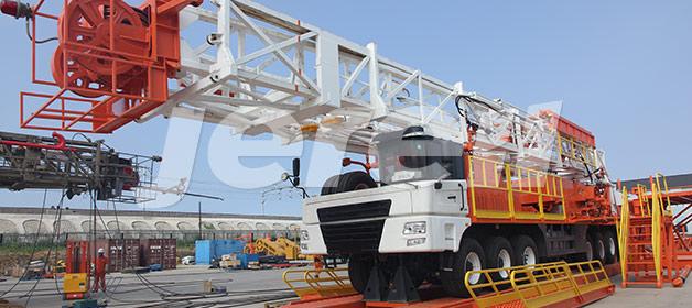 ZJ20/1470CZ车载钻机