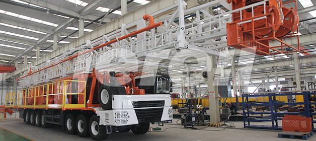 ZJ30/1700CZ车载钻机