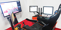 连管设备作业模拟培训系统