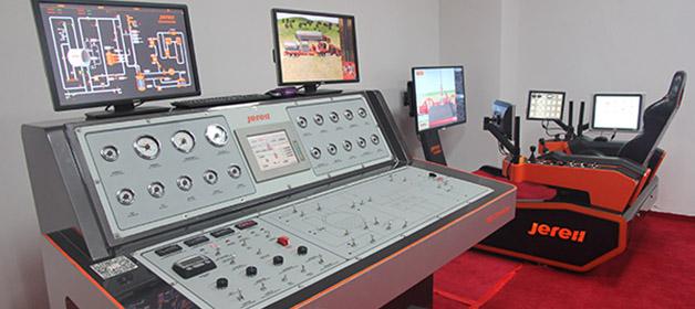 Nitrogen Pumper Simulator