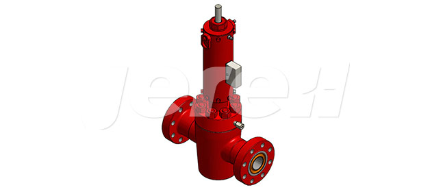Surface Safety Valve (SSV)
